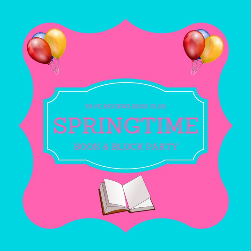 RRBC Springtime Book and Blog Party